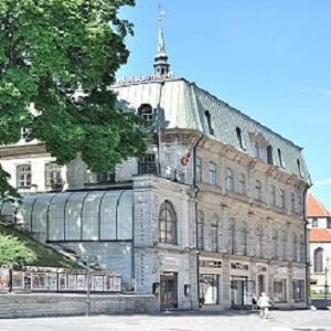 Valters Gencs ufficio a Tallinn