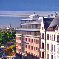 Valters Gencs ufficio a Riga