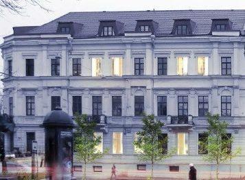 Valters Gencs ufficio a Vilnius