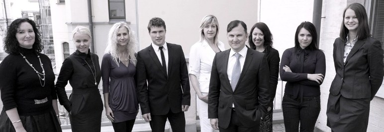 Pan-Baltic Law firm lawyers